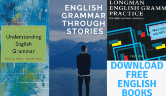 Free Grammar Books to Improve Your English (pdf)📓