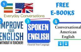 English Conversation Practice Books (PDF)