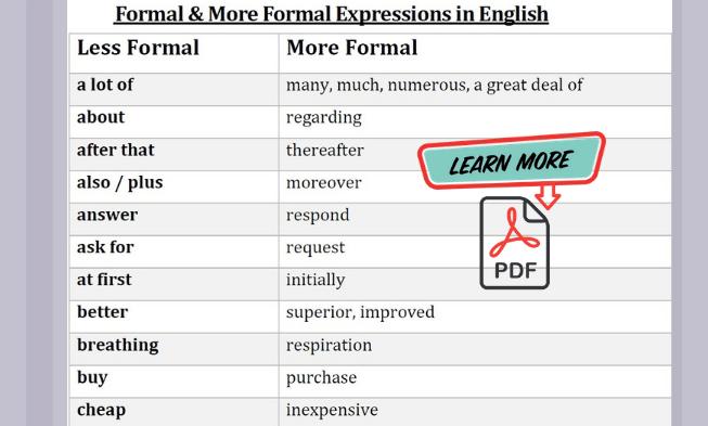 Pdf english lessons