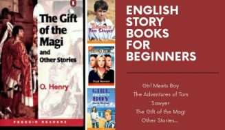 English Story Books For Beginners
